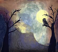 the owl by Albert