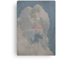 Ghibli Minimalist 'The Wind Rises' Canvas Print