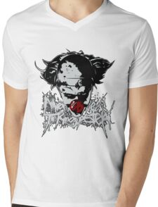 Claustro The Clown v2 standard Mens V-Neck T-Shirt