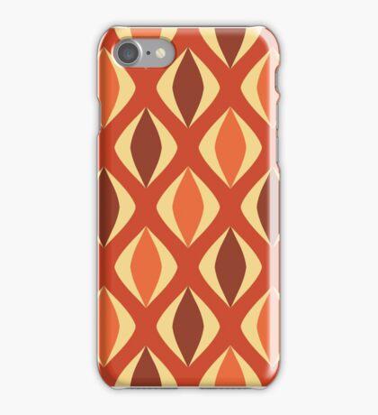 Retro print phone case iPhone Case/Skin