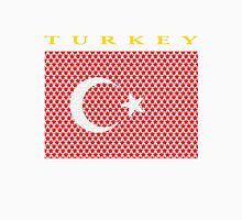 TURKEY, STAR Unisex T-Shirt