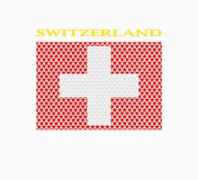 SWITZERLAND, STAR Unisex T-Shirt