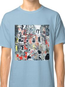 New York Streets No# 2 Classic T-Shirt