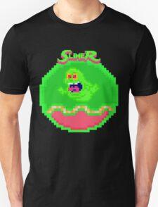 """""""I've Been Slimed"""" Pixels Unisex T-Shirt"""
