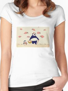 Picnic Women's Fitted Scoop T-Shirt