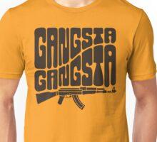 Gangsta Gangsta Unisex T-Shirt