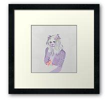 #35R Sue Ramirez Framed Print