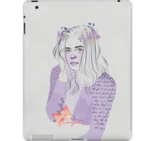 #35R Sue Ramirez iPad Case/Skin