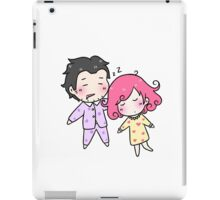 Sleeping Daifuku iPad Case/Skin