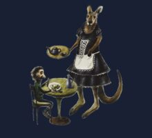 Kangaroo cafe Kids Tee
