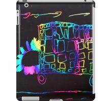 Psychadelic truck iPad Case/Skin