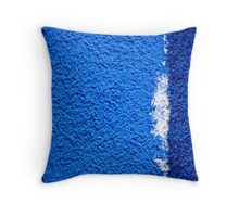 Blue Edge - 0882x Throw Pillow