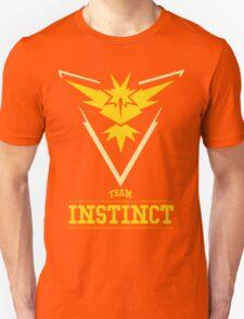 Pokemon Go : Team Instinct Unisex T-Shirt