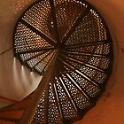 Spiral Stairs by Michael  Herrfurth