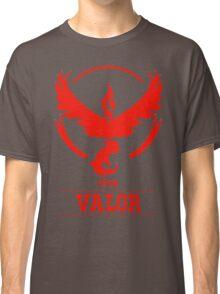 Pokemon Go : Team Valor Classic T-Shirt