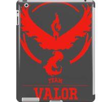 Pokemon Go : Team Valor iPad Case/Skin
