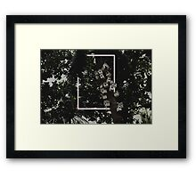 Rectangle No. 15  Framed Print