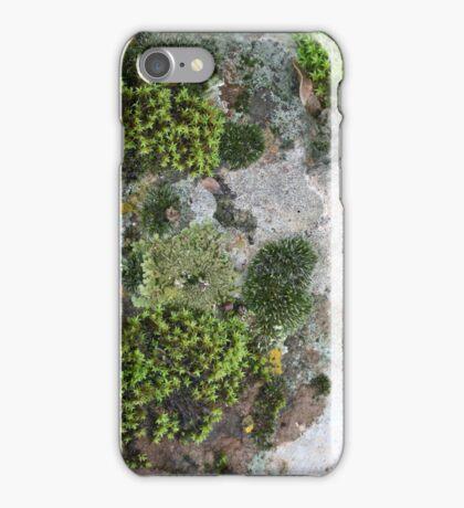 A little bit mossy  iPhone Case/Skin