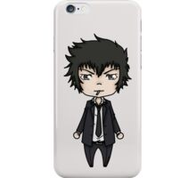 Shinya Kogami - Psycho-Pass iPhone Case/Skin