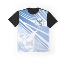 Team Mystiq - Pokemon Go Graphic T-Shirt