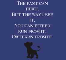 Lion King quote  by ChromeLion