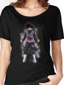 Black Goku Women's Relaxed Fit T-Shirt