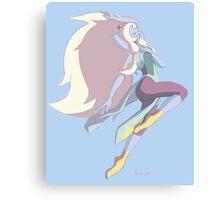 Opal dancing Canvas Print