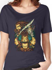 Core Art No.3 Women's Relaxed Fit T-Shirt