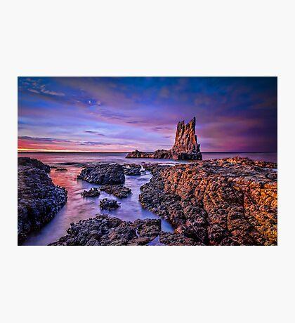 Cathedal Rock, NSW Australia Photographic Print