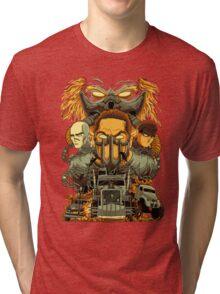Core Art No.5 Tri-blend T-Shirt