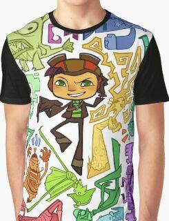 Psychonauts Graphic T-Shirt