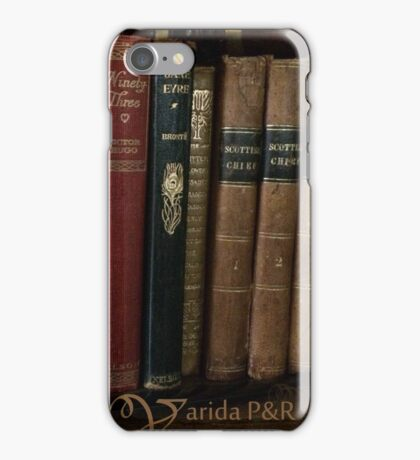 Rare Books iPhone Case/Skin