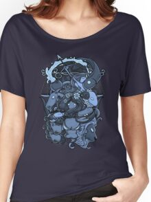 Core Art No.6 Women's Relaxed Fit T-Shirt