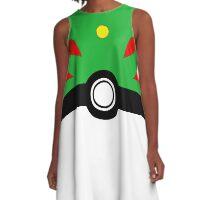 Poké ball GO! FRIEND BALL A-Line Dress