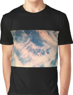 Mountains or Water Graphic T-Shirt