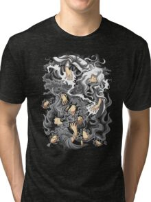 Core Art No.8 Tri-blend T-Shirt