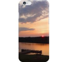 Sent from Him above iPhone Case/Skin