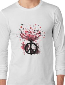 Love Explosion Long Sleeve T-Shirt