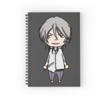 Shogo Makishima - Psycho-Pass Spiral Notebook
