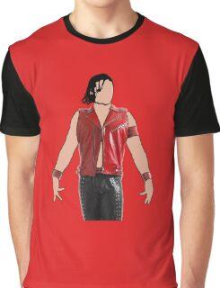 Shinsuke Nakamura Graphic T-Shirt