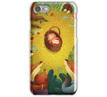 The Mystery Baby iPhone Case/Skin