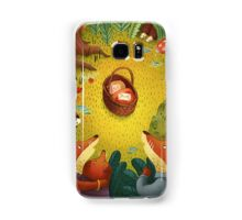 The Mystery Baby Samsung Galaxy Case/Skin