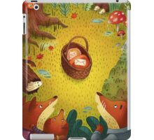 The Mystery Baby iPad Case/Skin