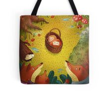 The Mystery Baby Tote Bag