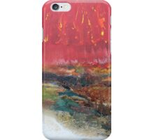 Elements 1 Fire & Earth iPhone Case/Skin