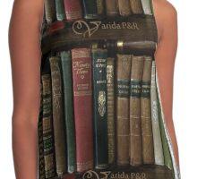 Rare Books Contrast Tank
