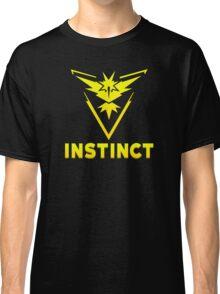 Instinct - Pokemon Go Classic T-Shirt