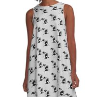Fight or flight #JoBLING A-Line Dress