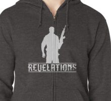 """Revelations"" - Zombies History Zipped Hoodie"