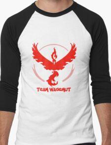 Team Wagemut - Pokemon Go Men's Baseball ¾ T-Shirt
